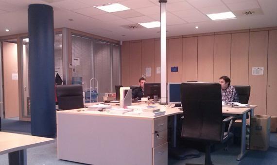 IDDTEK Derio oficina