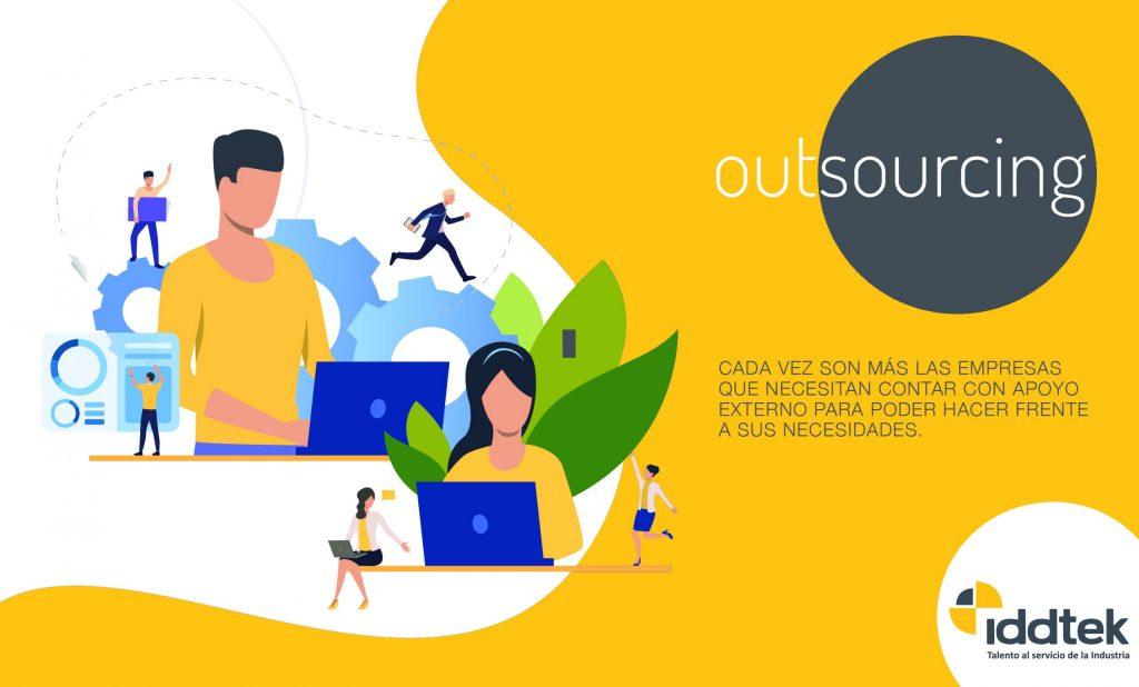 Outsourcing: caso de éxito en Iddtek